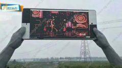 شاشات عملاقة للبيع